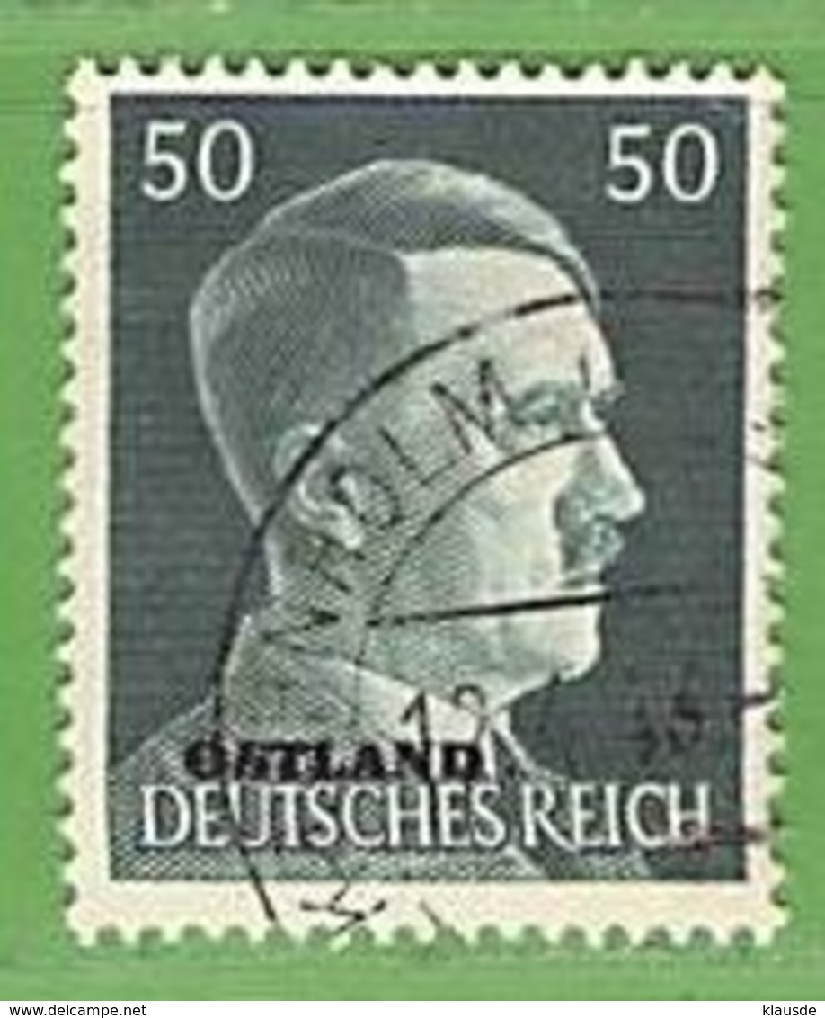 MiNr:16 O Deutschland Besetzte Gebiete II.WK Ostland - Besetzungen 1938-45