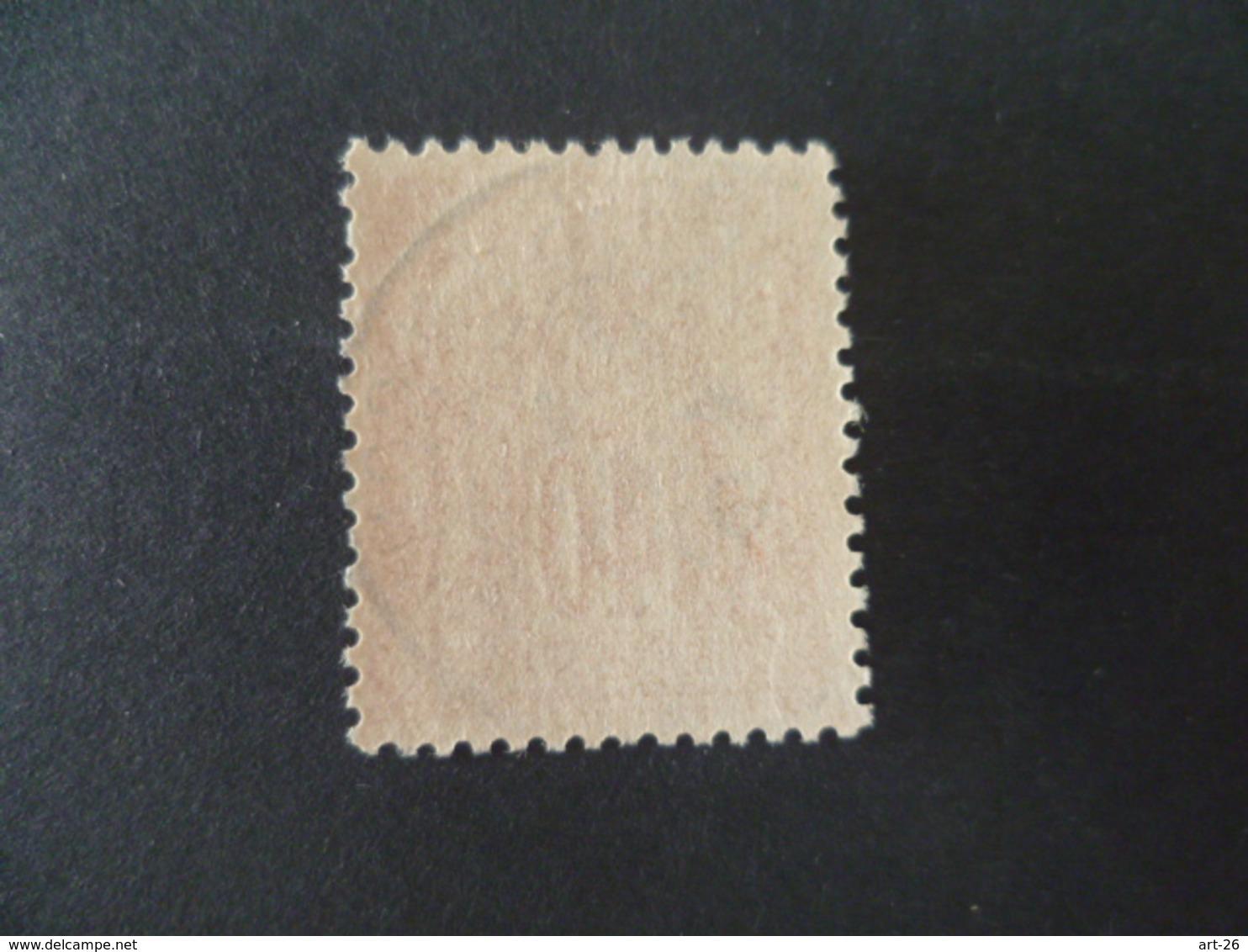 SAGE N° 94   OBLITERE - 1876-1898 Sage (Type II)