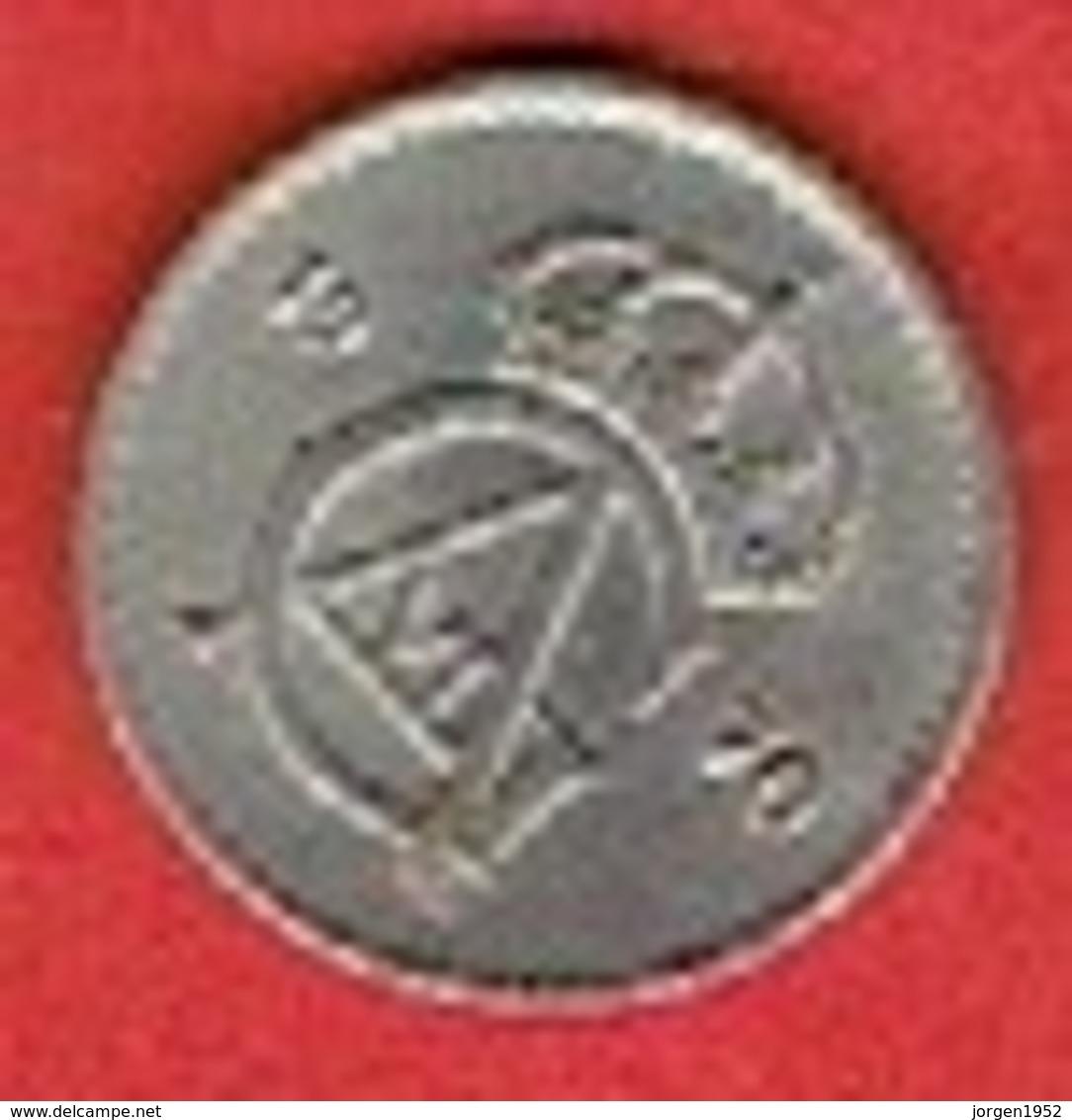 SWEDEN #  25 ØRE FROM 1970 - Suède