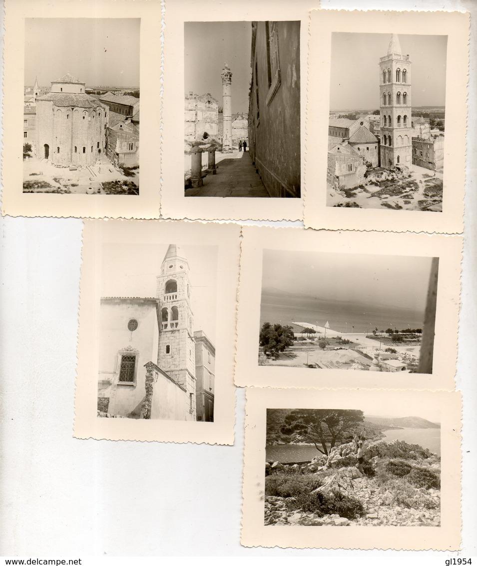 ZADAR  -   KROATIE 1958   _    10 OP 7.50 CM - Photos