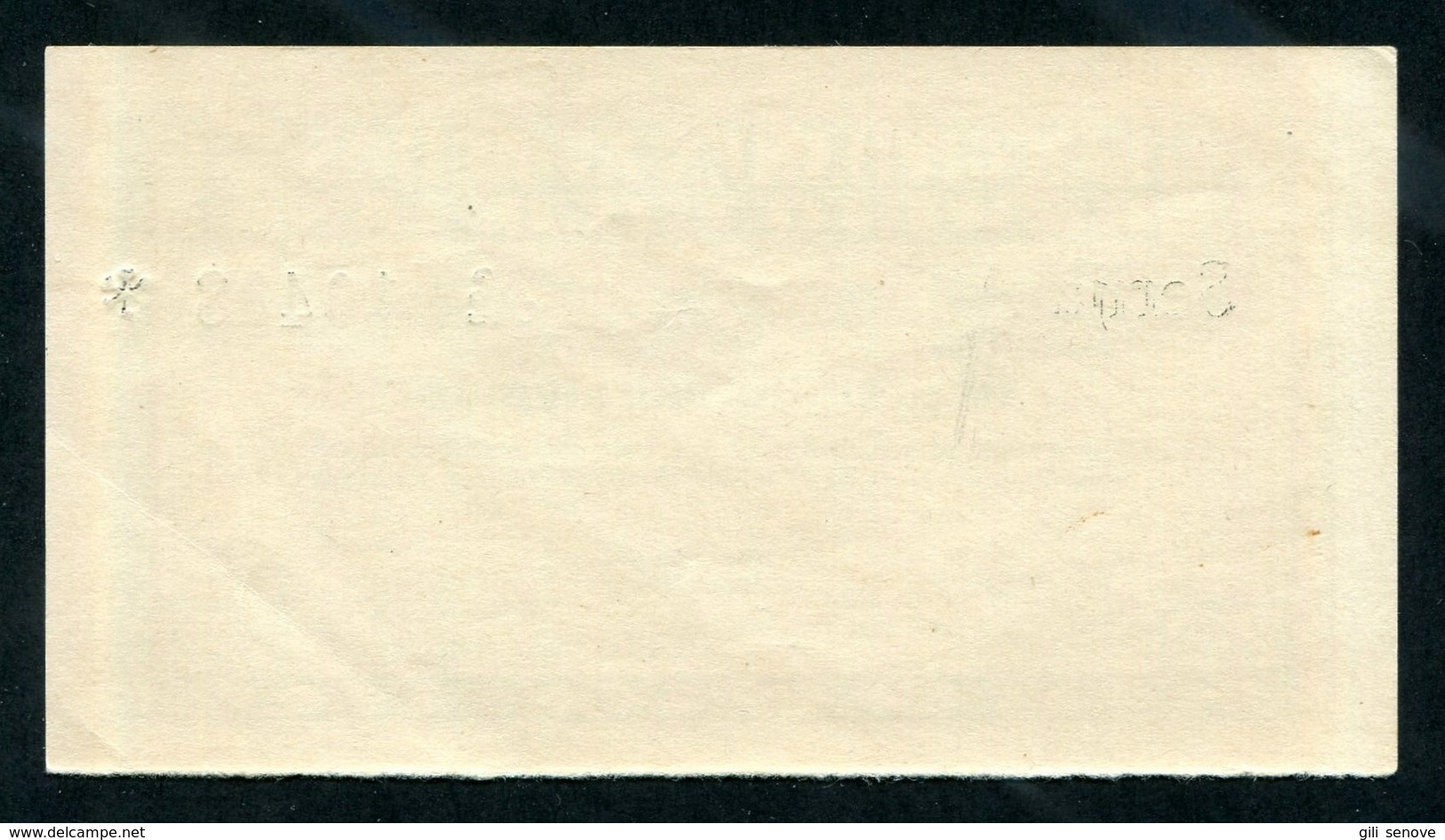 Lithuania Lottery Ticket 1938 Series: A 10408, IV Civil Aviation - Lituanie