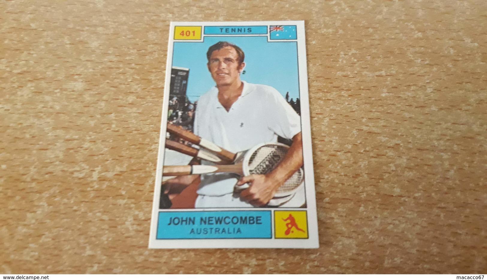 Figurina Panini Campioni Dello Sport 1969 - John Newcombe - Panini