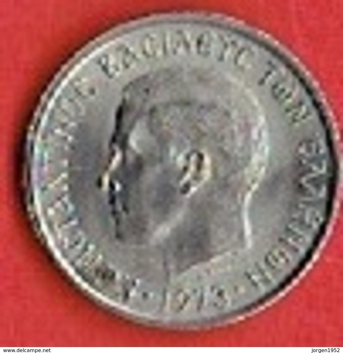 GREECE #  2 Drachmes  FROM 1967 - Grèce