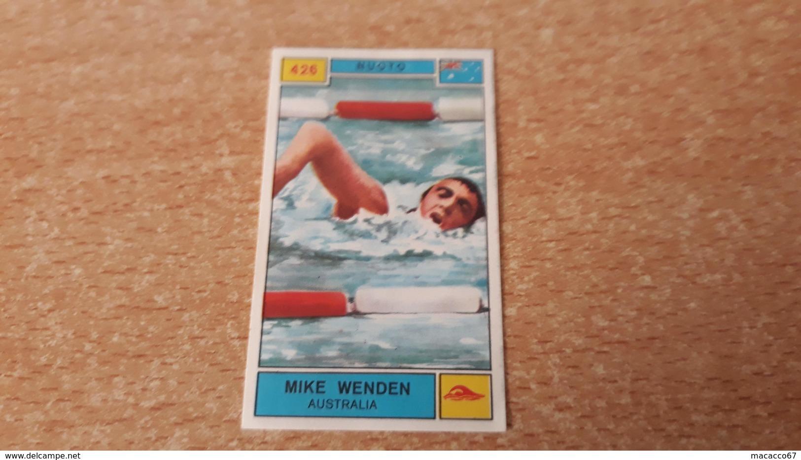 Figurina Panini Campioni Dello Sport 1969 - Mike Wenden - Panini