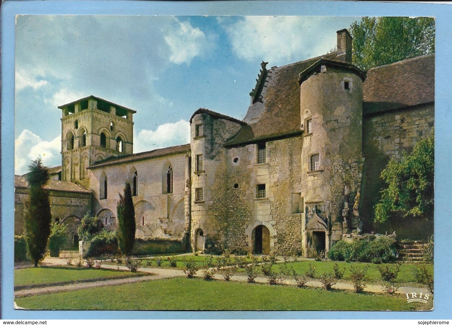 Chancelade (24) L'abbaye (Notre-Dame) De Chancelade Ancien Monastère Fondé En 1128 église 12e S. 2 Scans - France