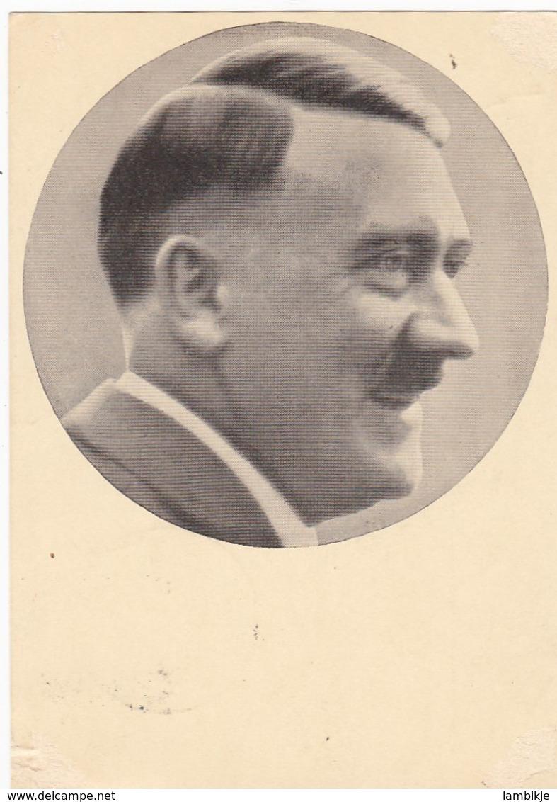 Deutsches Reich Propaganda Postkarte 1938 - Deutschland