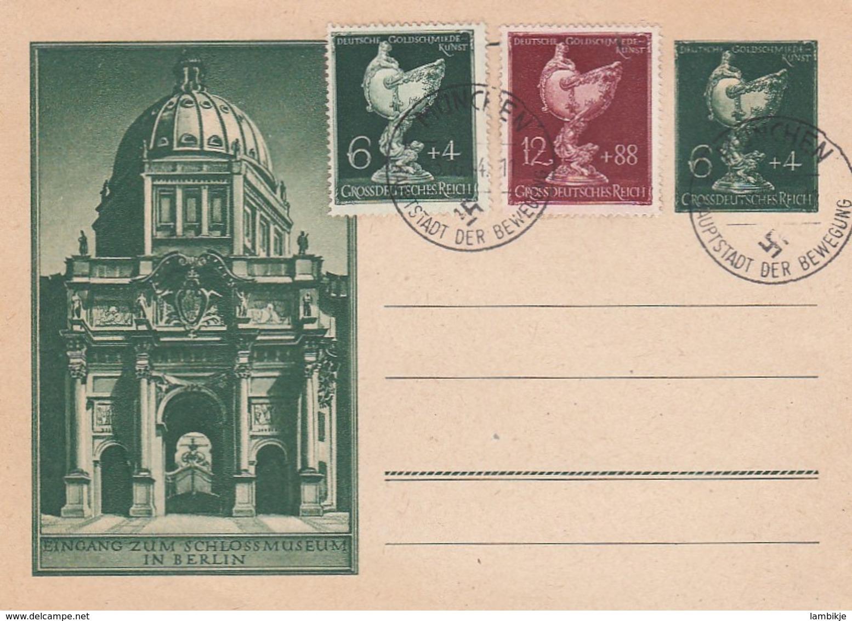 Deutsches Reich Postkarte P297 1944 - Briefe U. Dokumente
