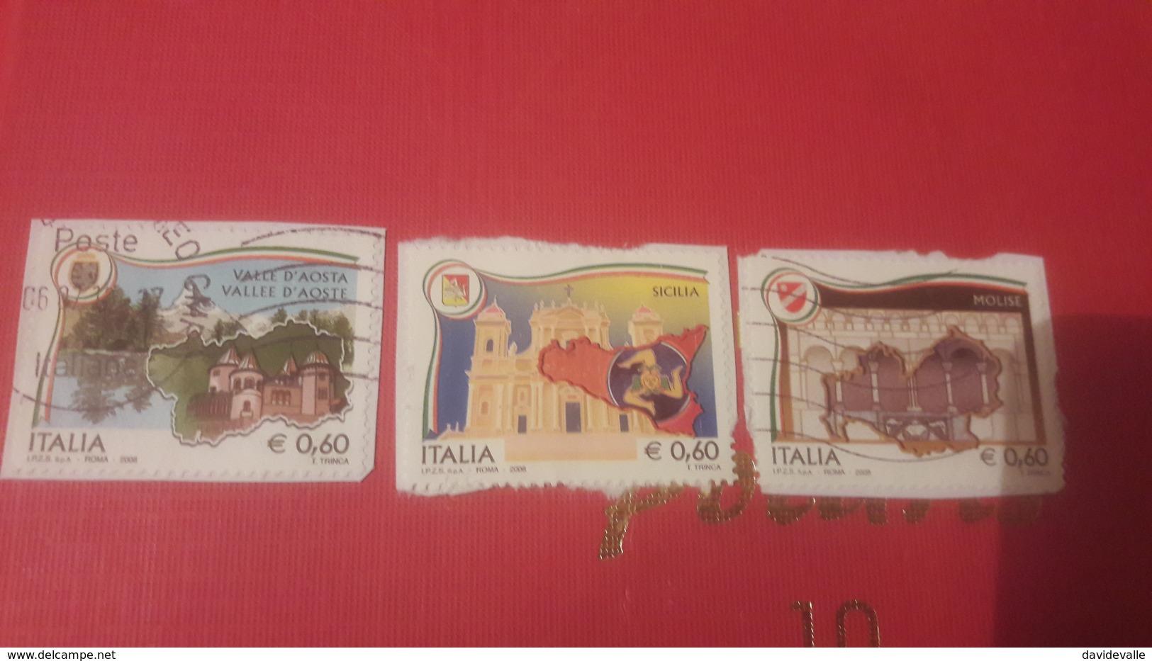 2008 Le Regioni D'Italia - 6. 1946-.. Repubblica