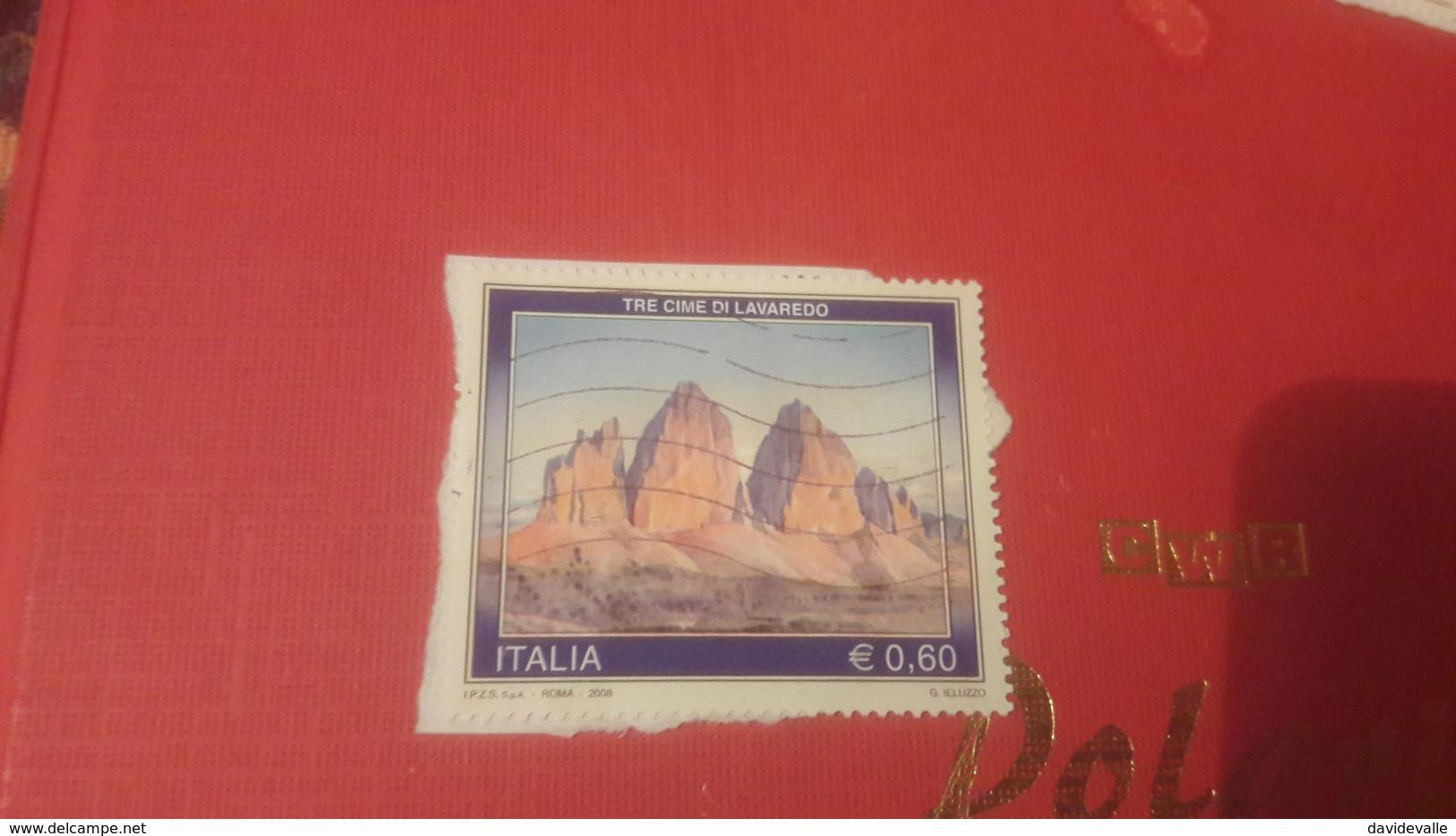 2008 Propaganda Turistica - 6. 1946-.. Repubblica