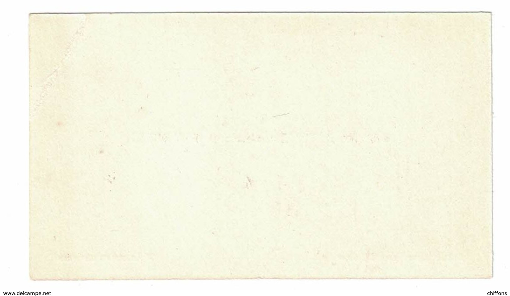 Mr & Mme EDOUARD BONTE 53 RUE DE MONS VALENCIENNES - Cartes De Visite