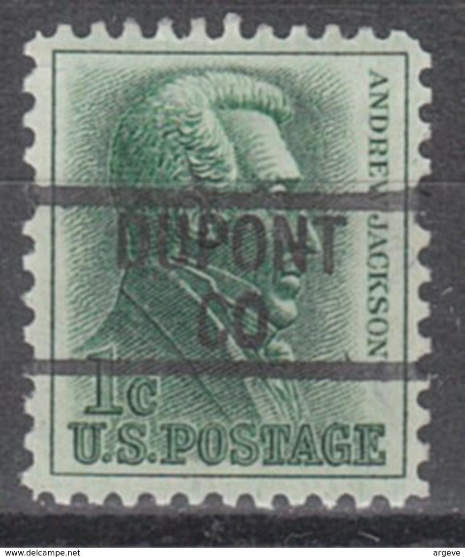USA Precancel Vorausentwertung Preo, Locals Colorado, Dupont 839 - Vereinigte Staaten