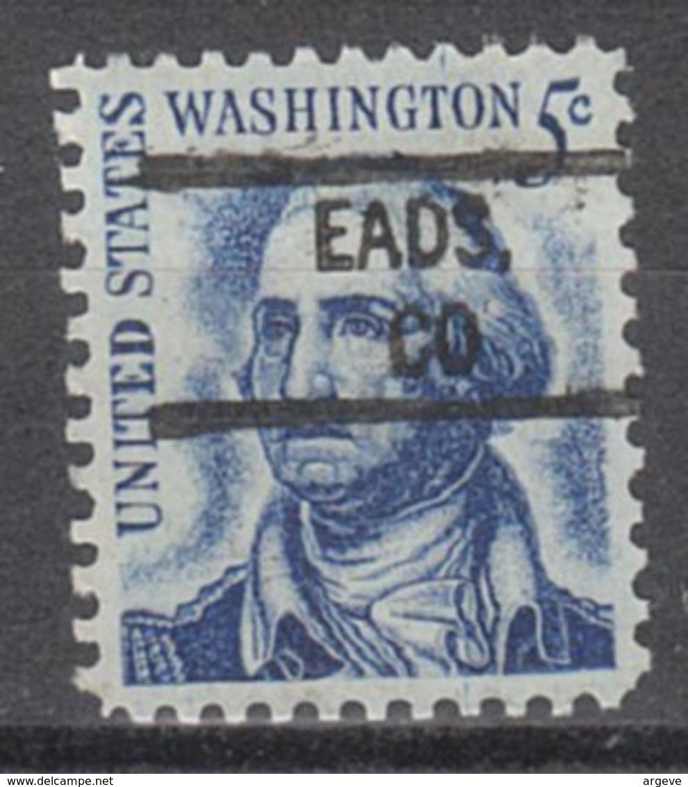 USA Precancel Vorausentwertung Preo, Locals Colorado, Eads 828 - Vereinigte Staaten