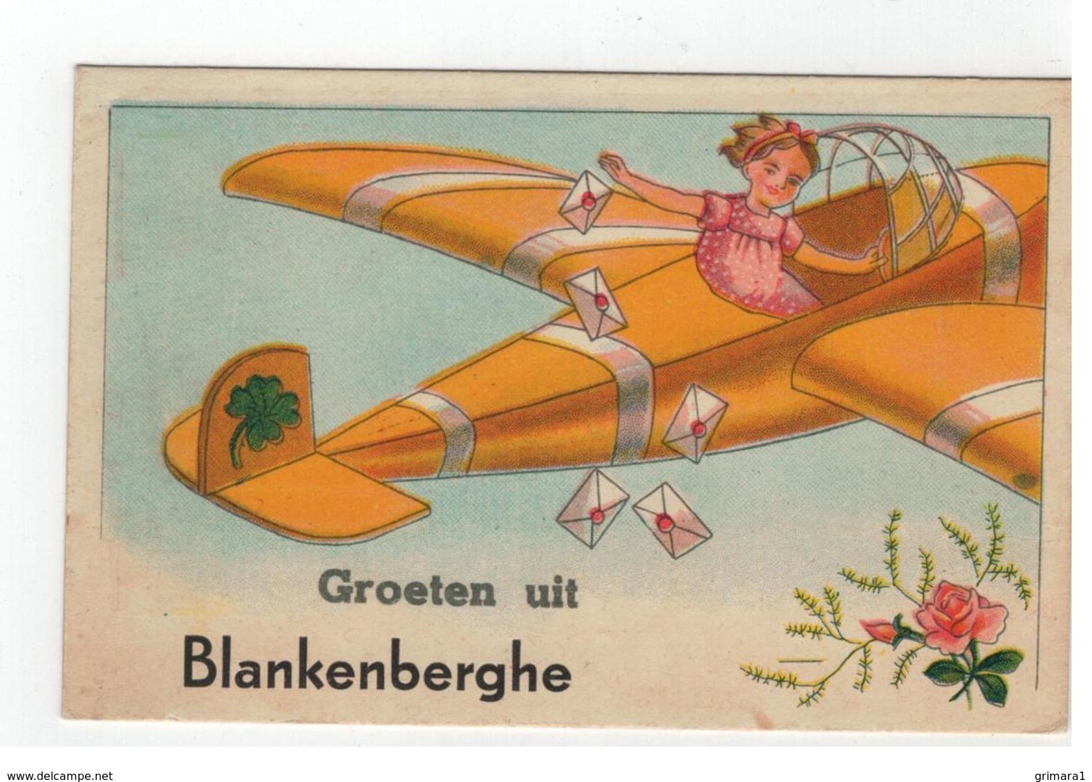 Groeten Uit Blankenberghe - Blankenberge