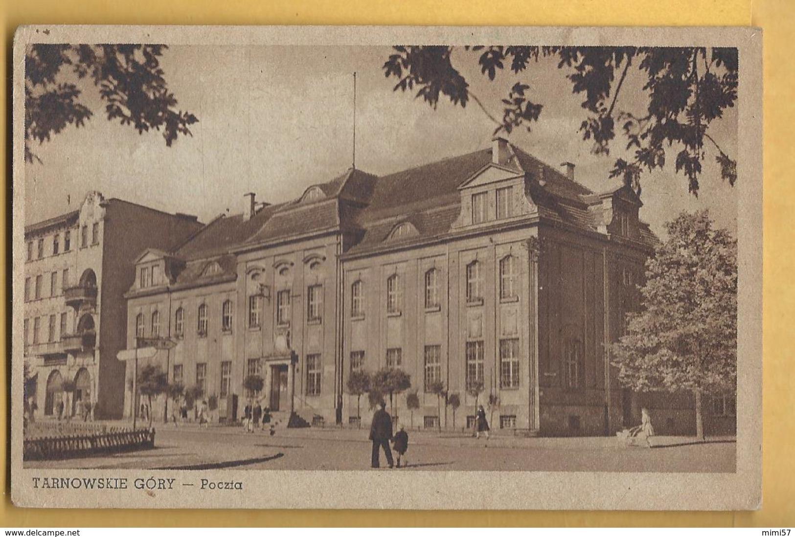 C.P.A. TARNOWSKIE  GORY - Pologne