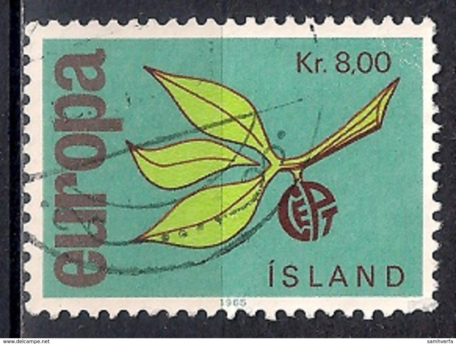 Iceland 1965 - EUROPA Stamps - 1944-... Republik