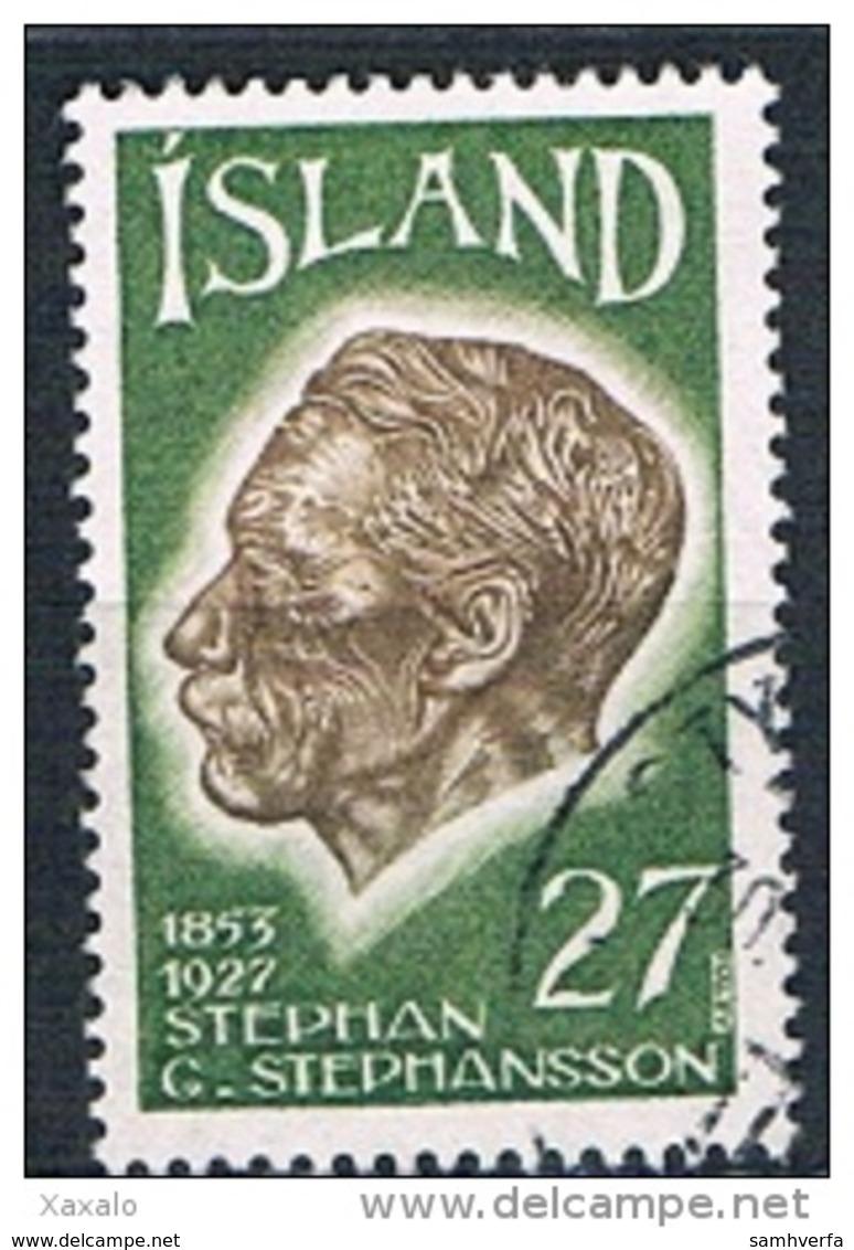 Iceland 1975 - Stephan G.Stephansson - Gebraucht