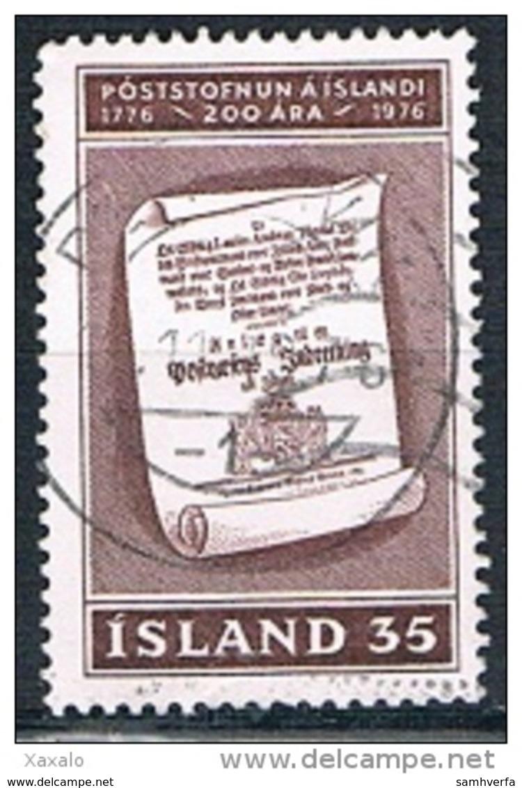 Iceland 1976 - Icelandic Post Service - Gebraucht