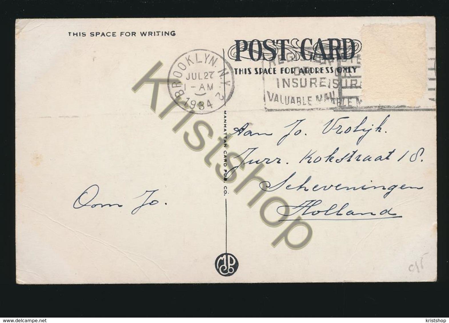 New York - Ellis Island [AA36 1.455 - United States