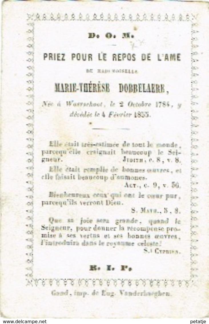 Marie-Thérèse Dobbelaere - Images Religieuses