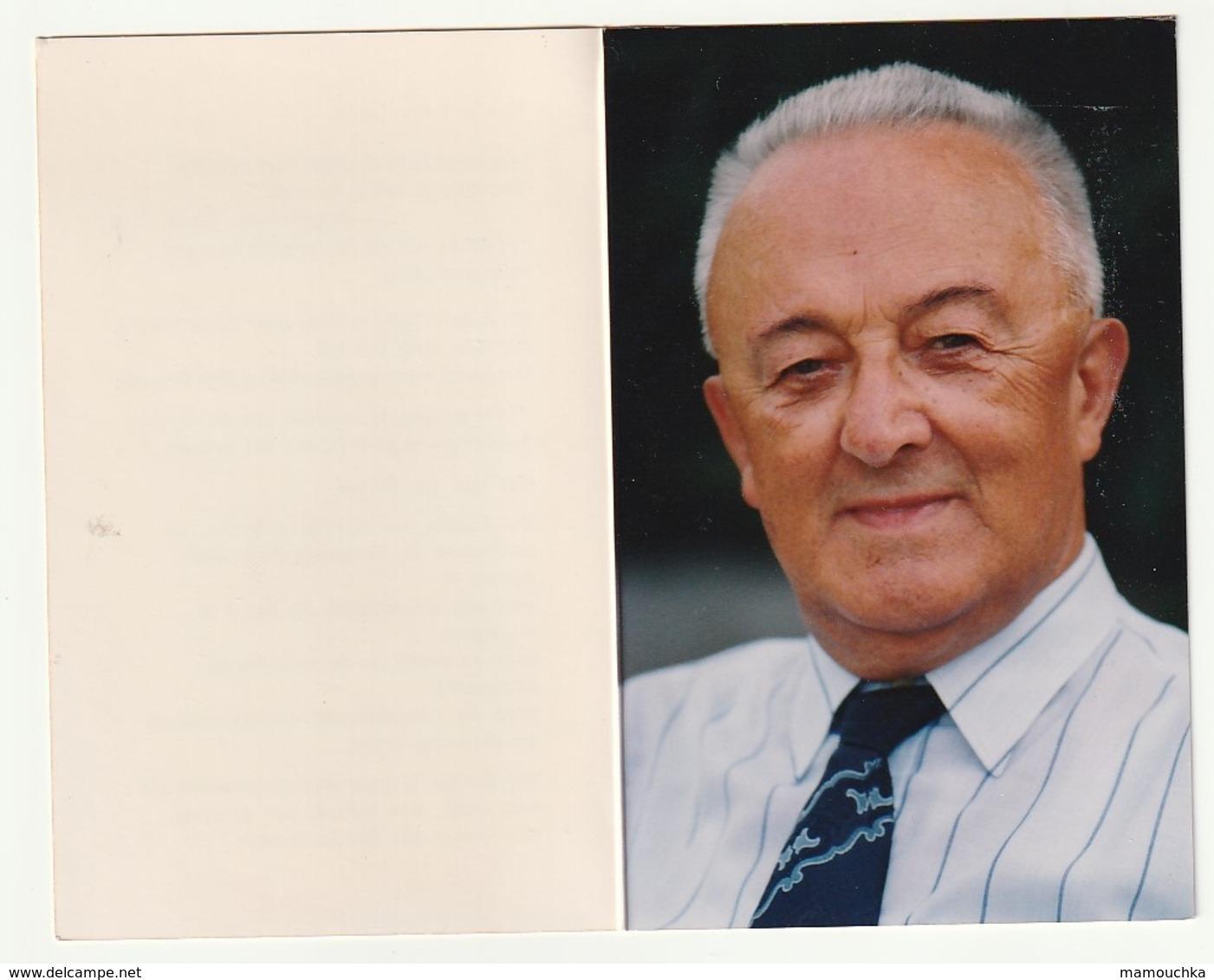 Doodsprentje Pater Louis VERWIMP Noorderwijk 1918Priester Gijzegem Waregem 1994 - Images Religieuses