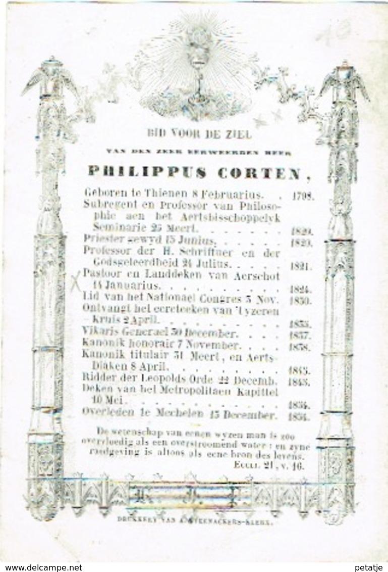 Philippus Corten - Images Religieuses
