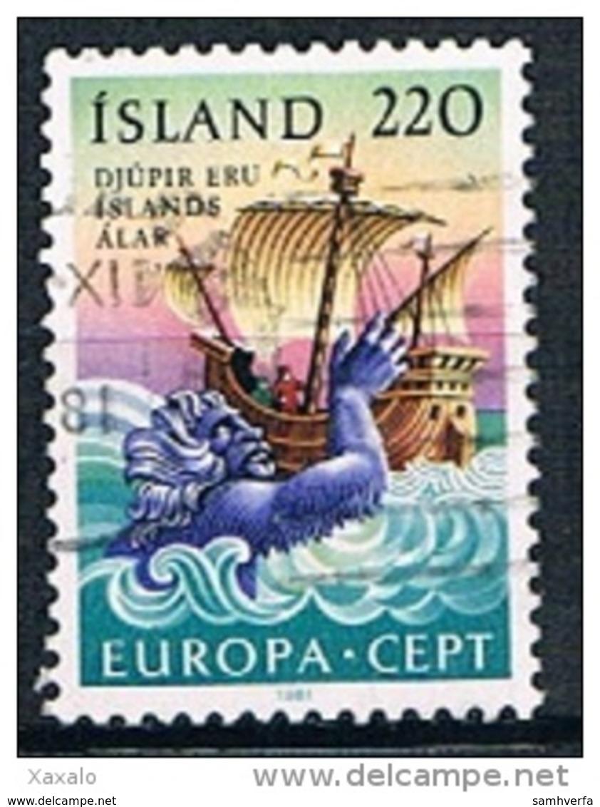 Iceland 1981 - Europa - 1944-... Republik