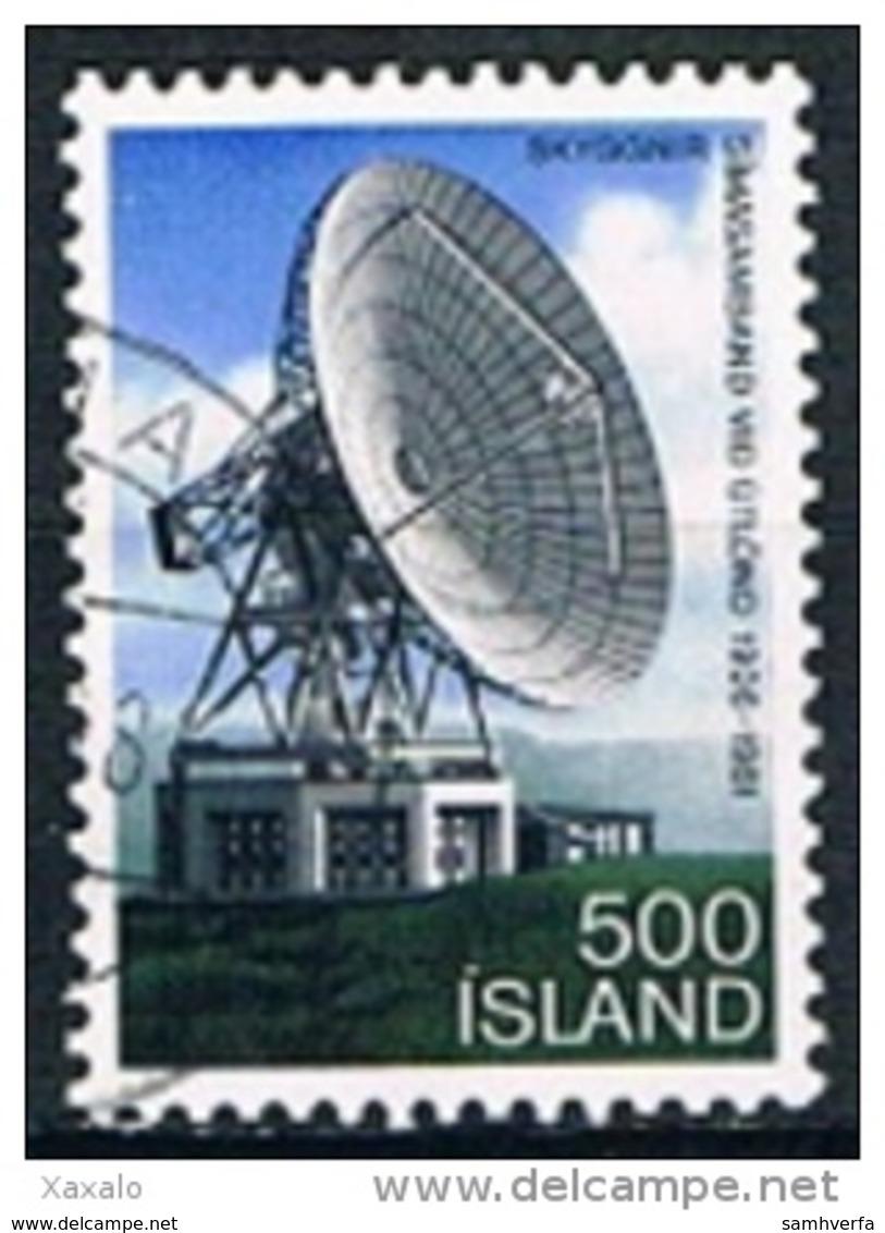 Iceland 1981 - Telecommunication - 1944-... Republik
