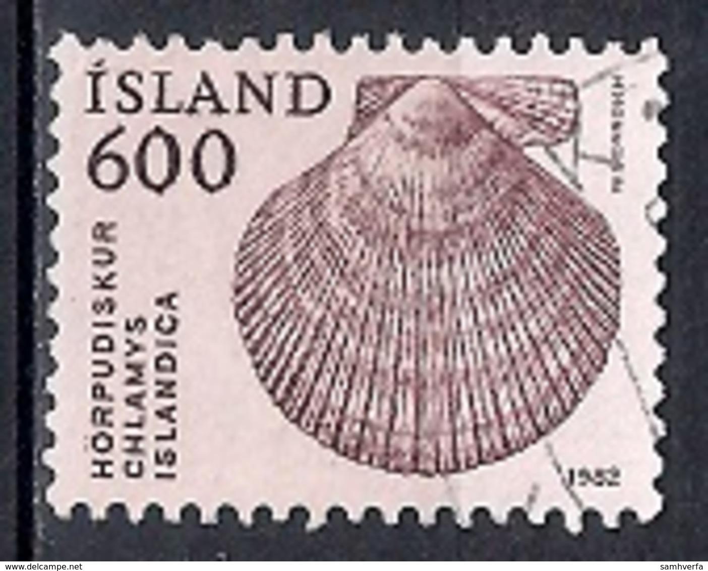 Iceland 1982 - Fauna - Marine Life - 1944-... Republik