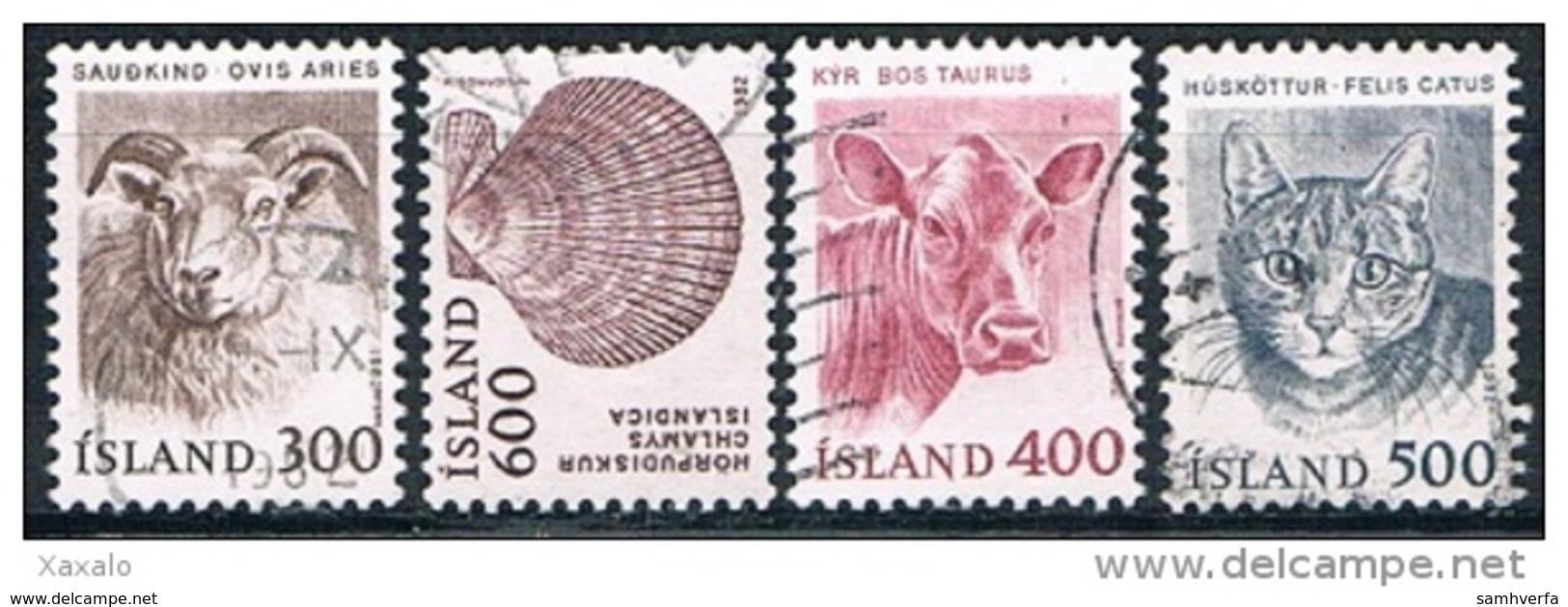 Iceland 1982 - Fauna - 1944-... Republik
