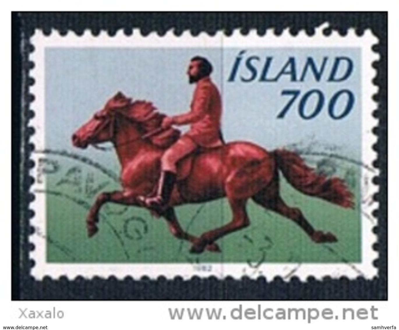 Iceland 1982 - Icelandic Pony - 1944-... Republik
