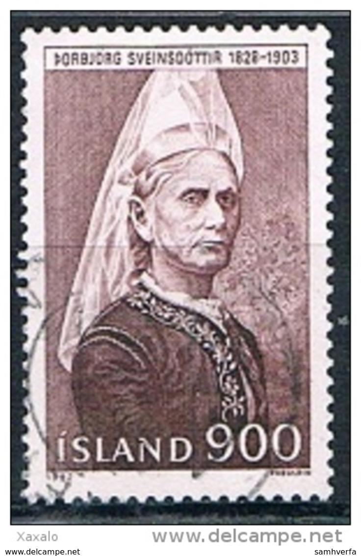 Iceland 1982 - Used - 1944-... Republik