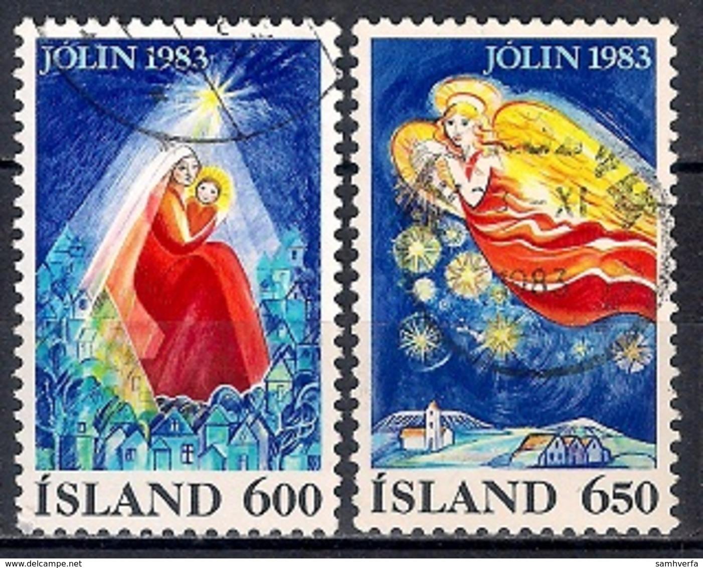 Iceland 1983 - Christmas - 1944-... Republik