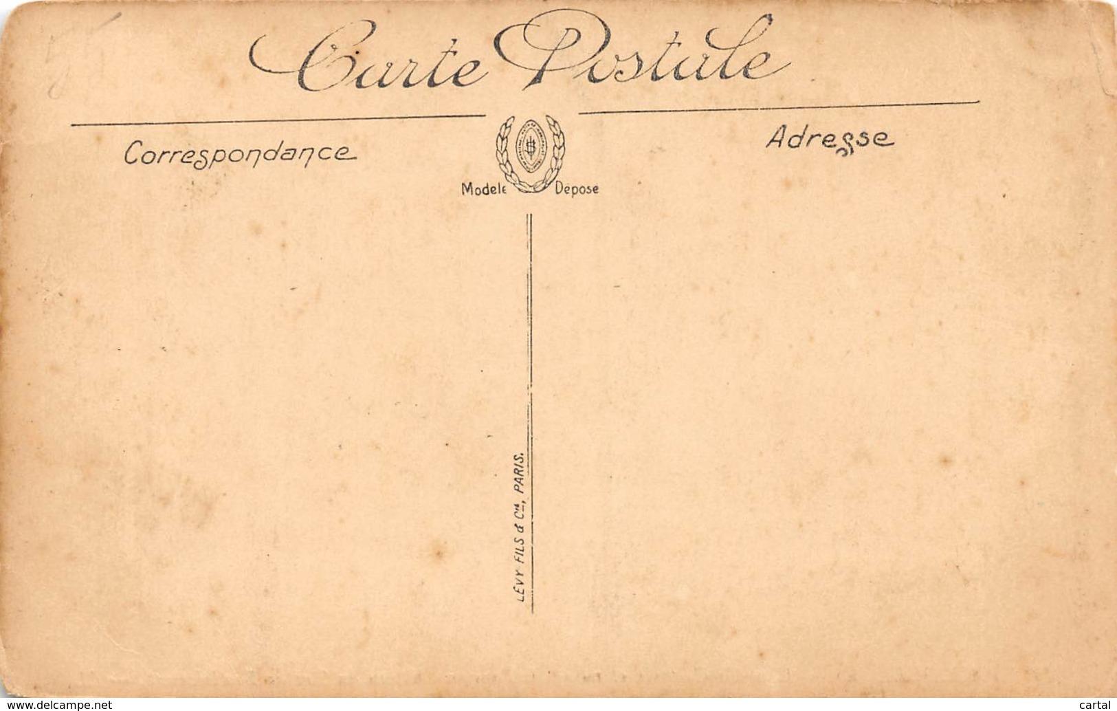 55 - VAUCOULEURS - Chapelle Castrale Et Ruines De L'ancien Château Du Sire De Baudricourt - Francia