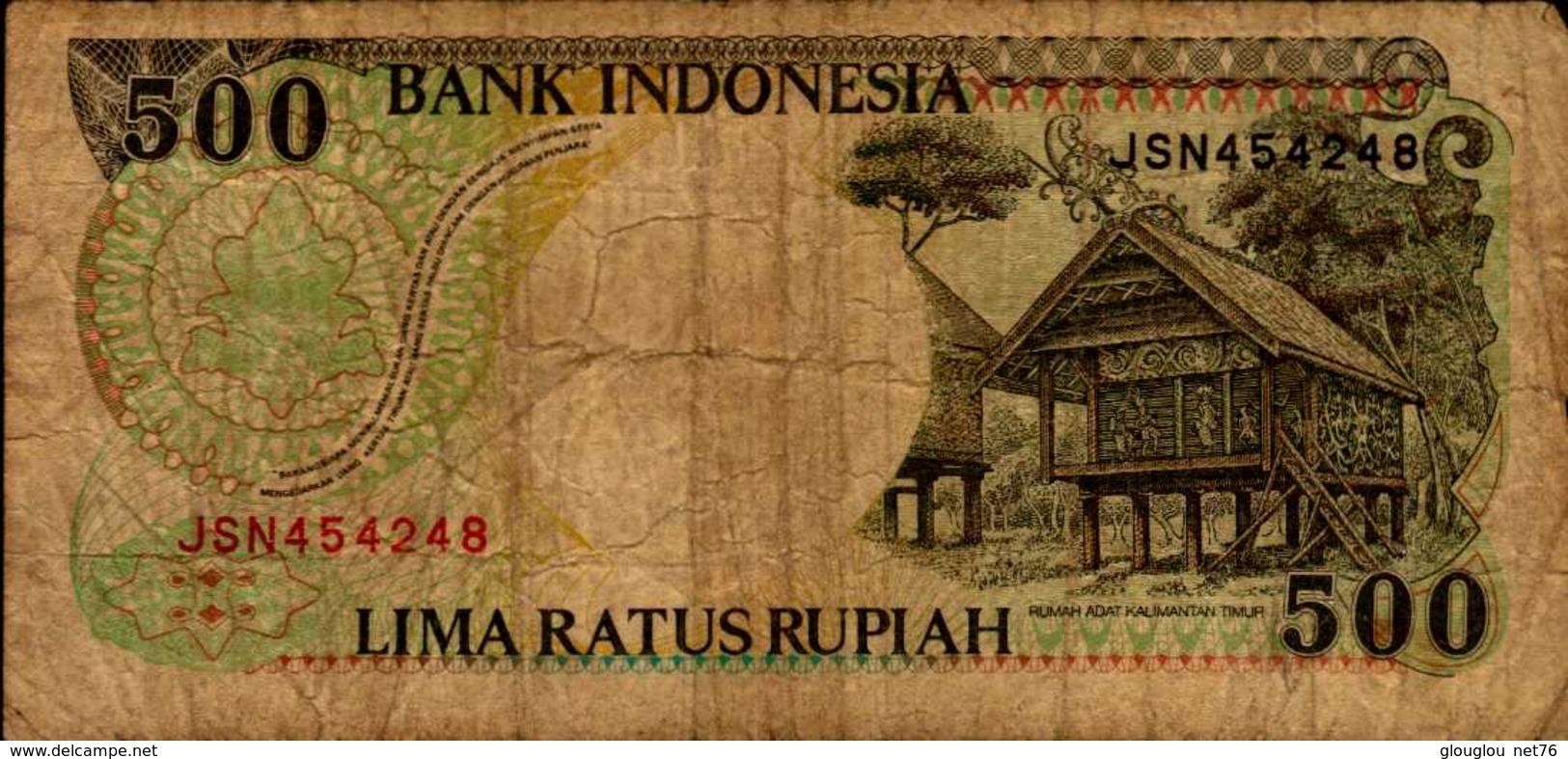 INDONESIE....500....19?? - Indonésie