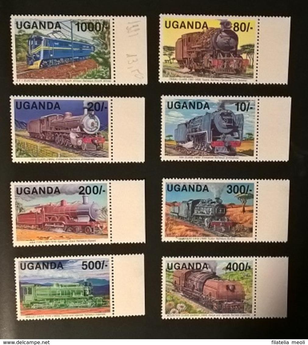 UGANDA TRENI - Uganda (1962-...)