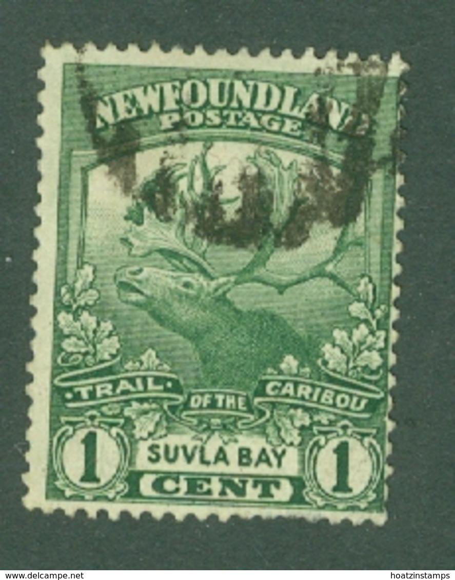 Newfoundland: 1919   Newfoundland Contingent   SG130     1c  [Perf: 14 X 13.9]    Used - Newfoundland