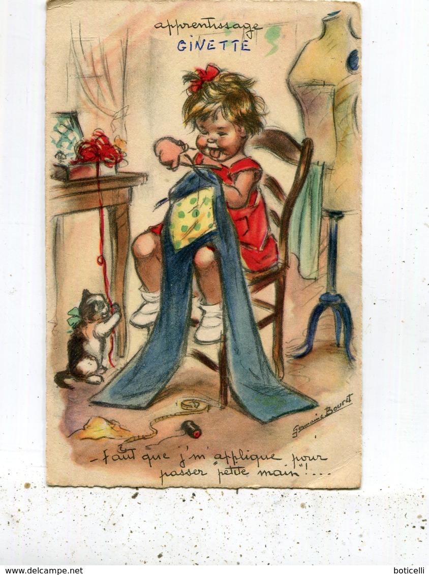 GERMAINE BOURET - Other Illustrators
