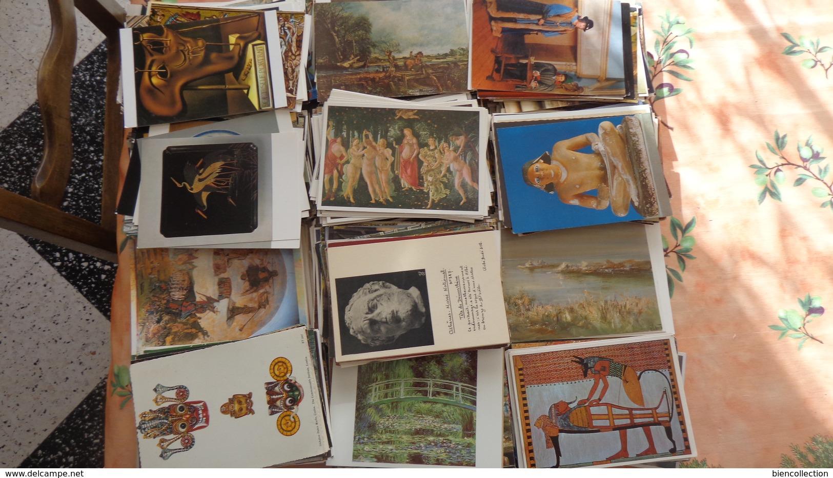 1700 CPM Sur L'art , Peinture, Architecture Et Autres - Cartes Postales