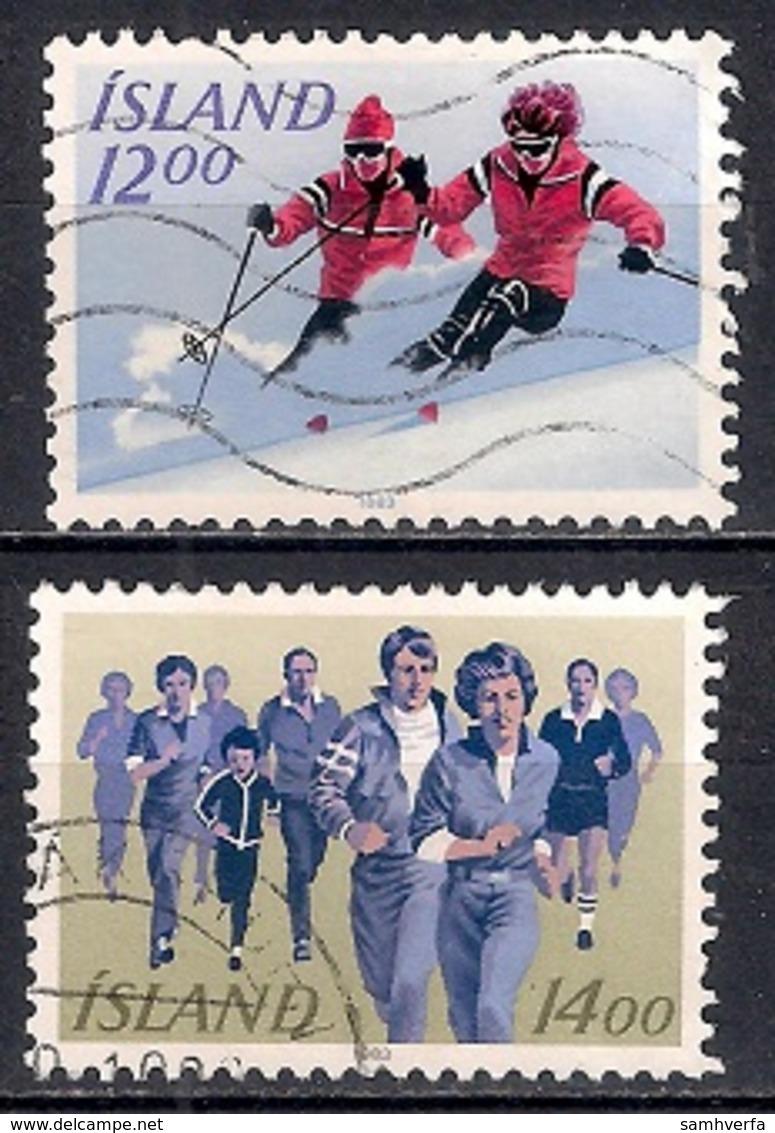 Iceland 1983 - Sport - 1944-... Republik