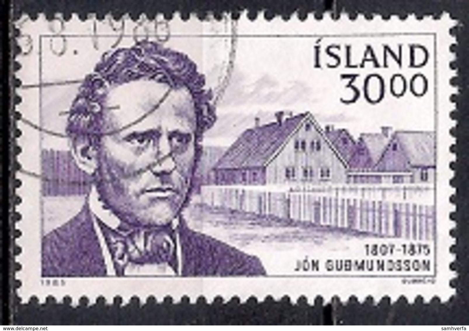 Iceland 1985 - Famous Icelanders - 1944-... Republik