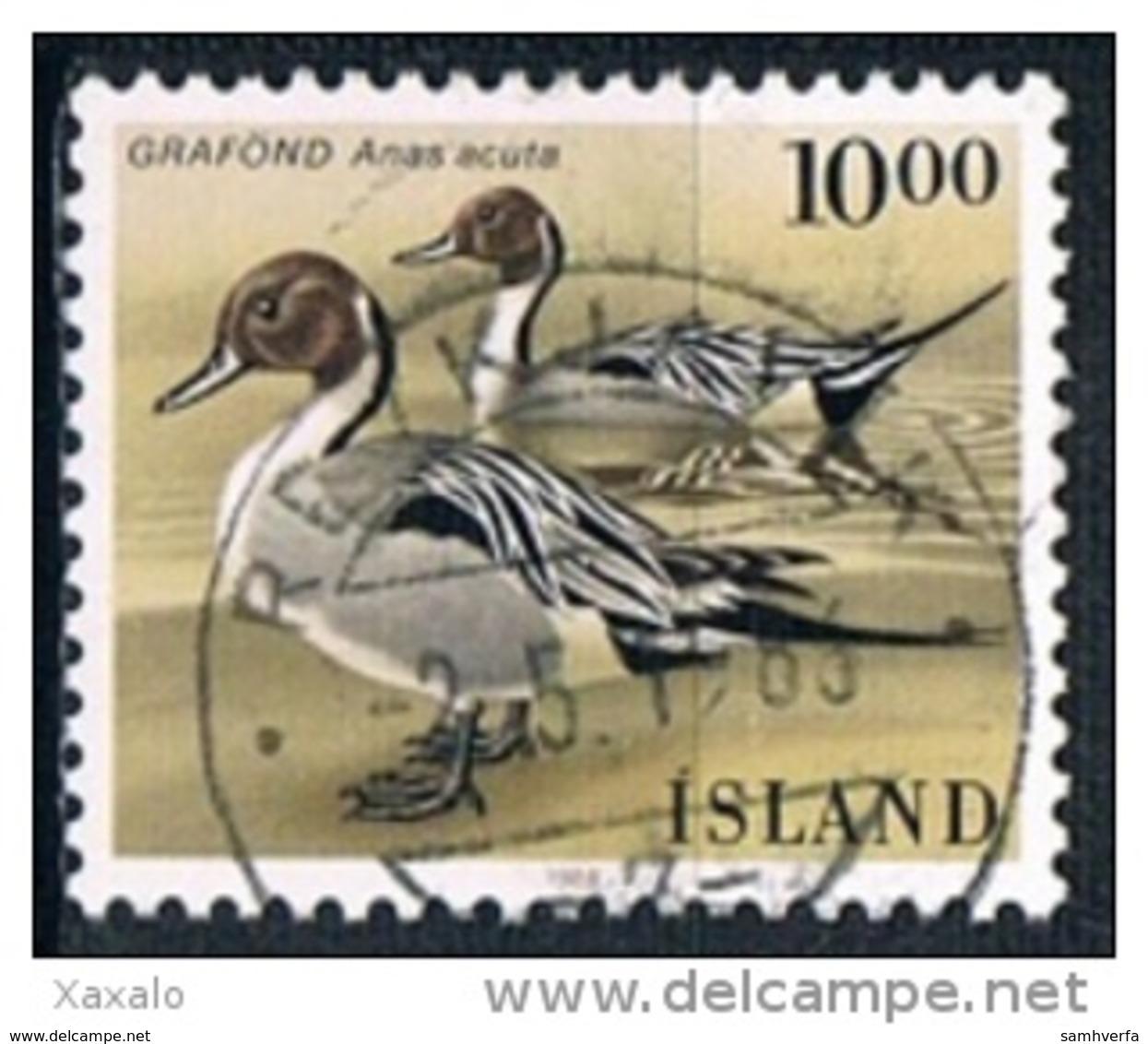 Iceland 1986 - Birds - 1944-... Republik