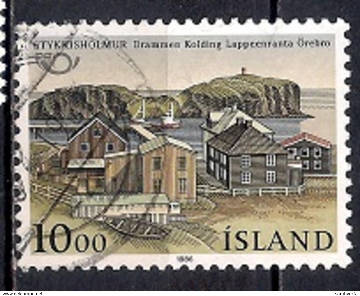 Iceland 1986 - Northern Edition - Friendship Towns - 1944-... Republik