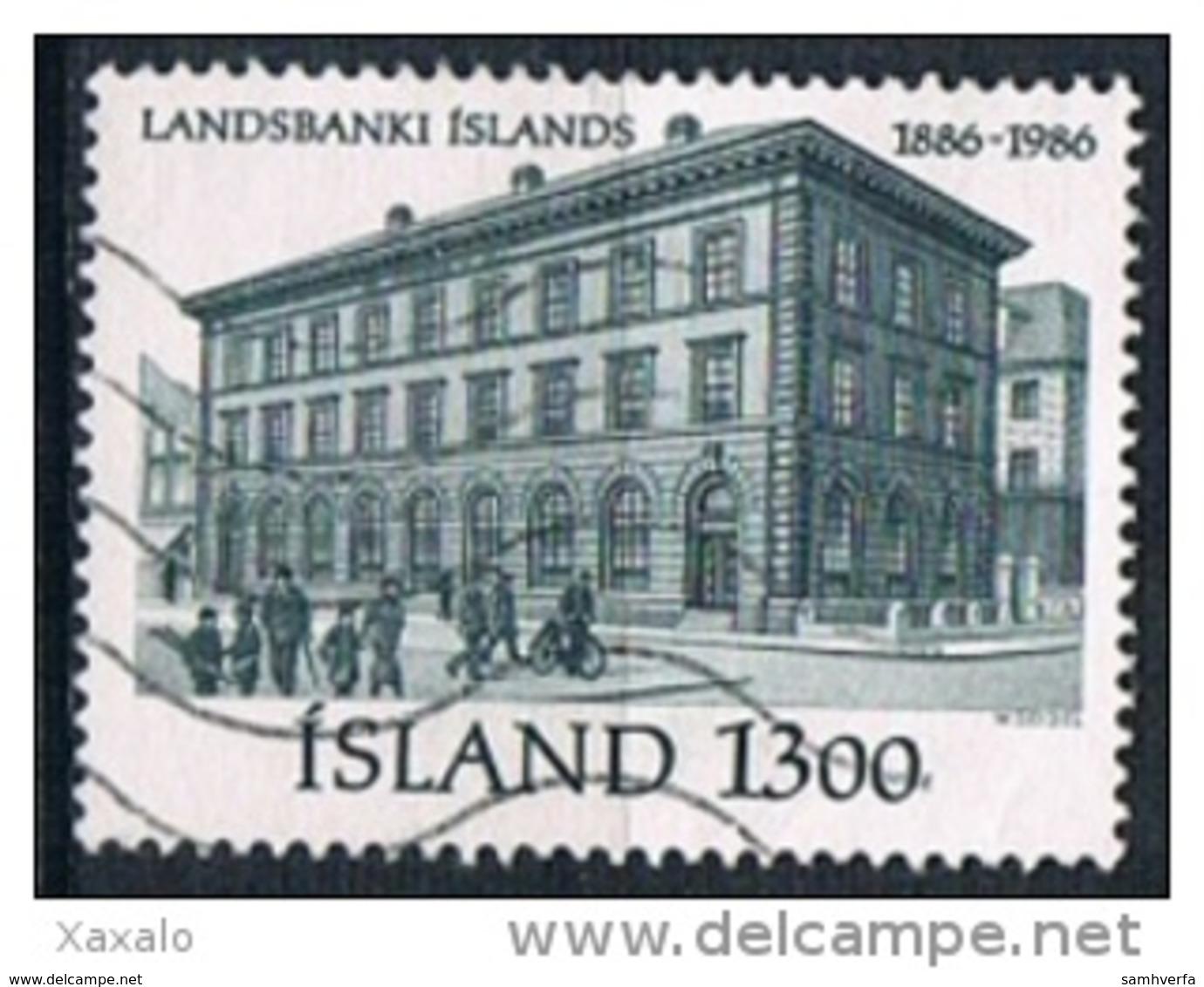 Iceland 1986 - Used - 1944-... Republik