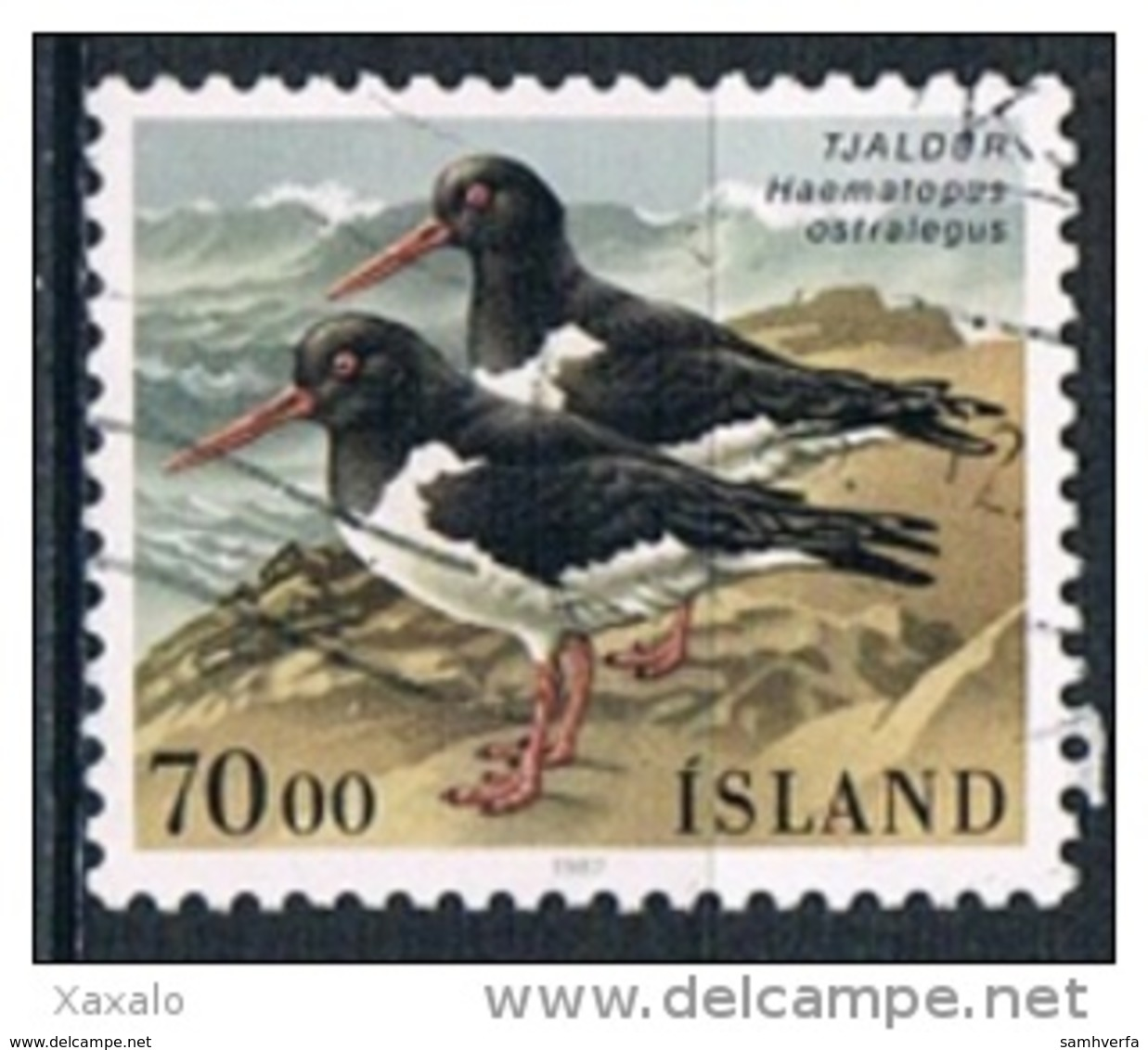 Iceland 1987 Birds - 1944-... Republik
