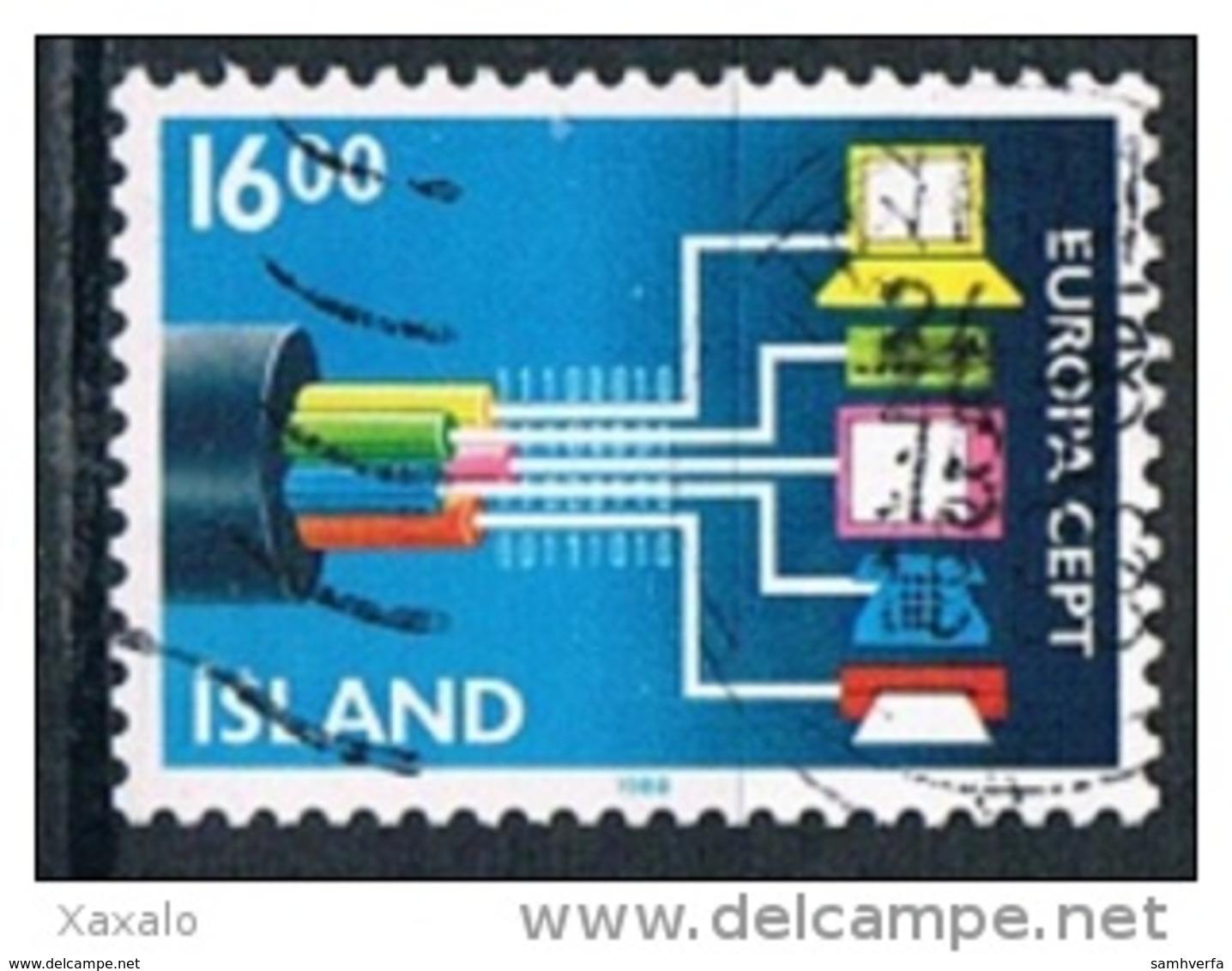 Iceland 1988 - Europa CEPT - 1944-... Republik