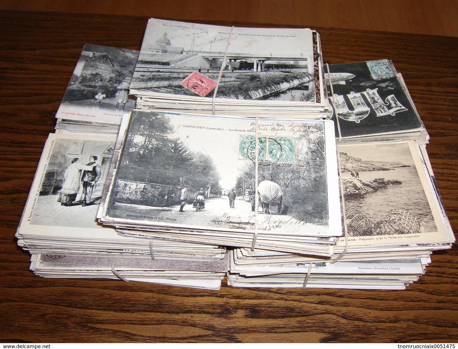 + De 1000 Carte Postale De France Tout Venant - Cartes Postales