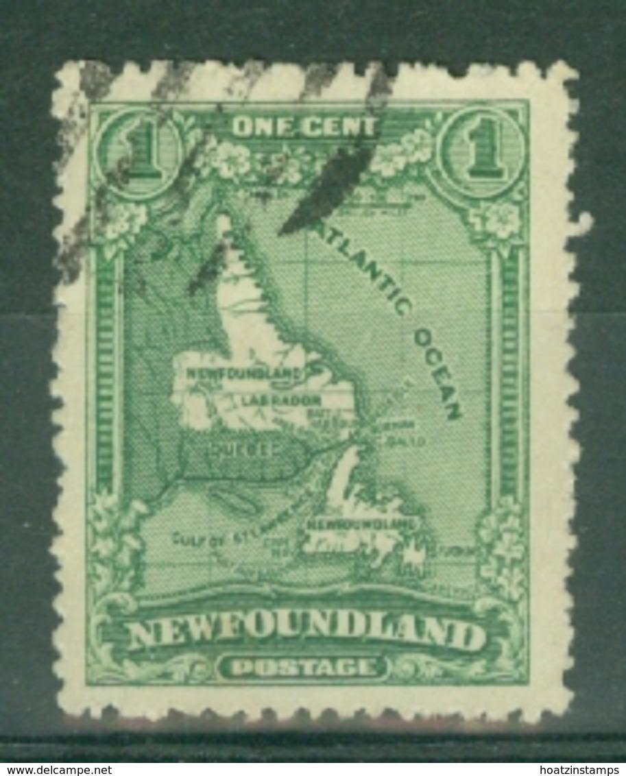 Newfoundland: 1929/31   Publicity Issue [Perkins, Bacon]  SG179     1c     Used - Newfoundland