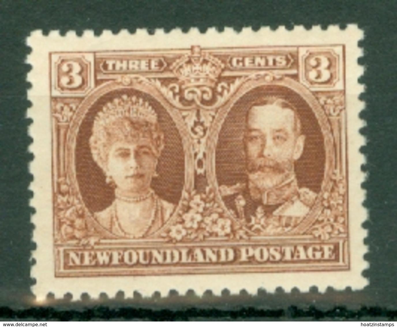 Newfoundland: 1929/31   Publicity Issue [Perkins, Bacon]  SG181     3c      MH - Newfoundland