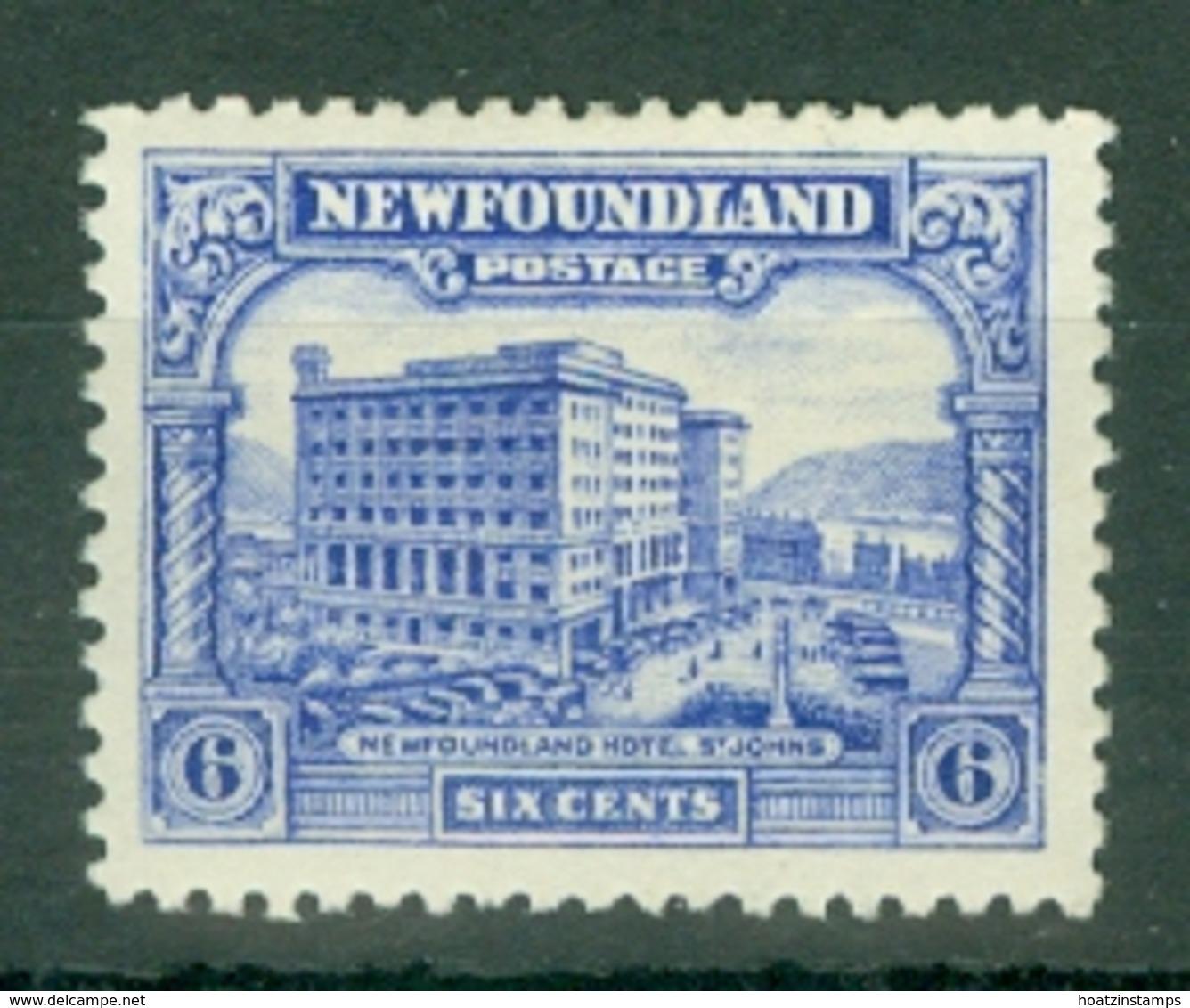 Newfoundland: 1929/31   Publicity Issue [Perkins, Bacon]  SG184     6c  [Perf: 13½]    MH - Newfoundland