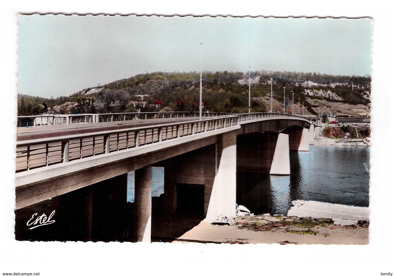 27 Vernon Le Pont Sur La Seine CPSM PF Edit Estel N°21.855 - Vernon